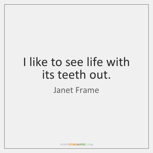 Janet Frame Quotes - StoreMyPic