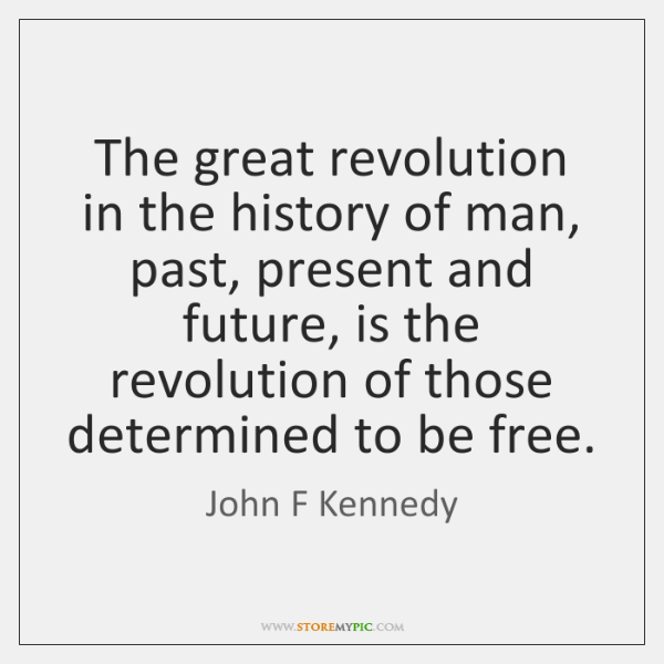 The great revolution in the history of man, past, present and future, ...