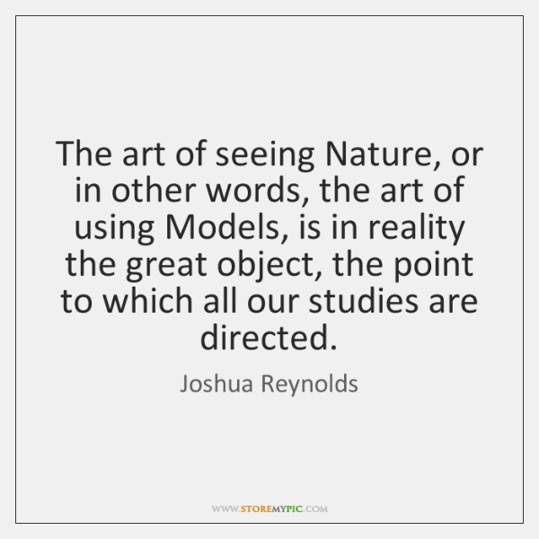 The art of seeing Nature, or in other words, the art of ...