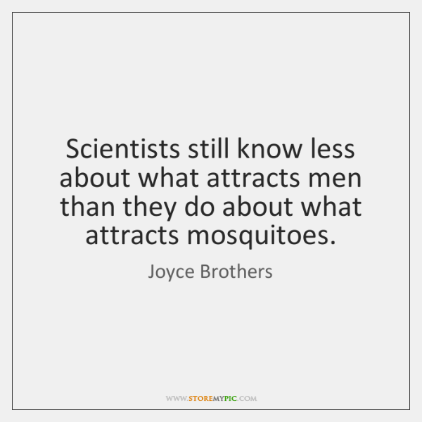 Scientists still know less about what attracts men than they do about ...