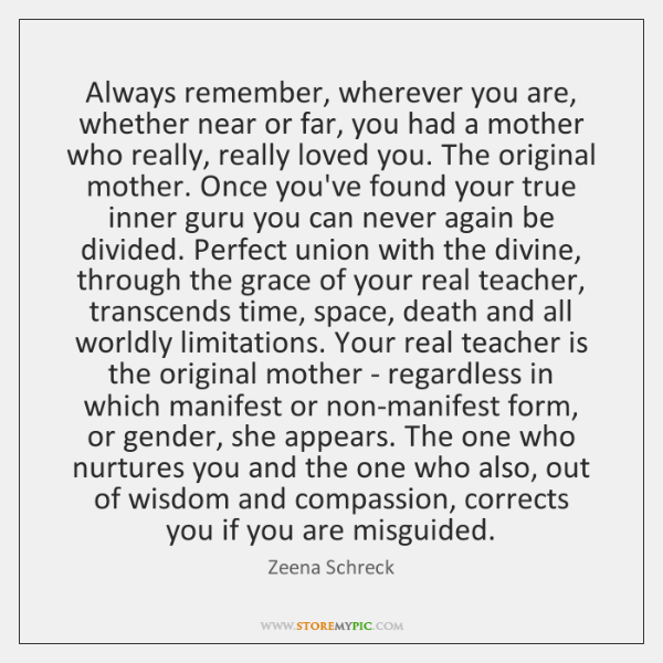 Always remember, wherever you are, whether near or far, you had a ...