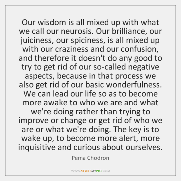 Pema Chodron Quotes Interesting Pema Chodron Quotes  Storemypic