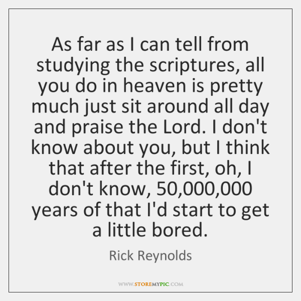 As far as I can tell from studying the scriptures, all you ...