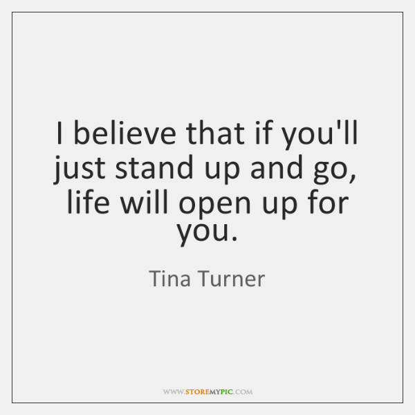 Tina Turner Quotes Storemypic