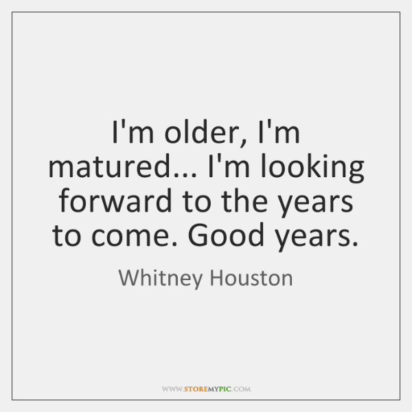 Whitney Houston Quotes StoreMyPic Gorgeous Looking Forward Quotes