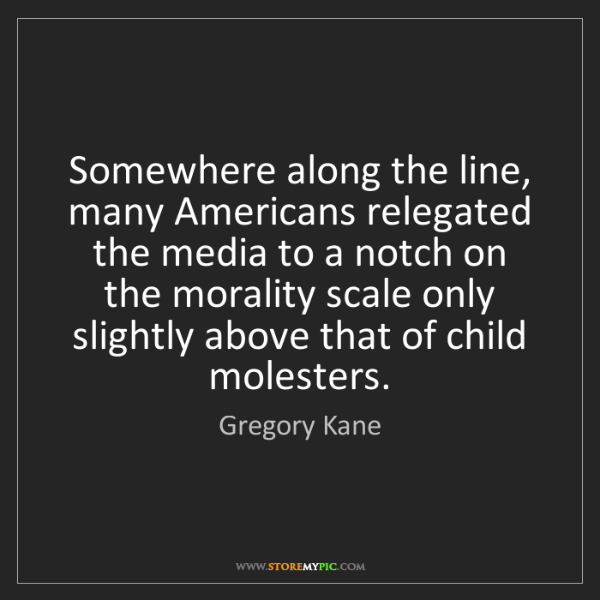 Gregory Kane: Somewhere along the line, many Americans relegated the...
