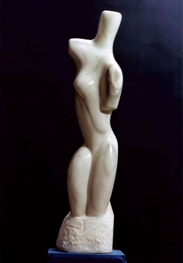 Torso Man by Shimon Drory