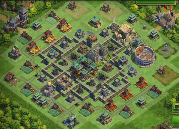 Dominations Gunpowder Age War Base