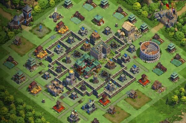 Dominations Gunpowder Age War Base Layout