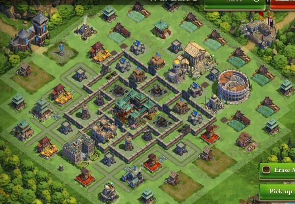 Dominations Gunpowder Age World War Base Layout