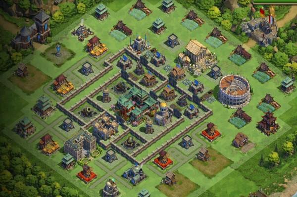 Gunpowder Age Dominations War Base