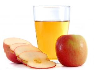 Apple cider vinegar weight loss drink