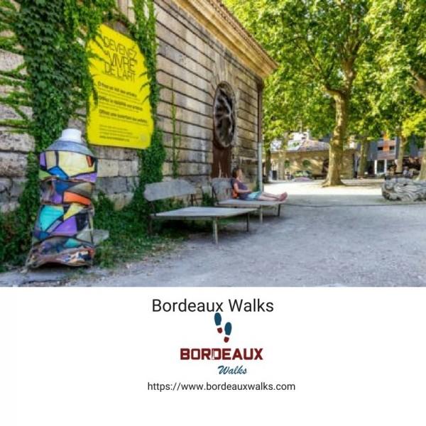 Bordeaux Walks