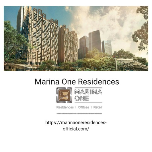 Marina one Residences