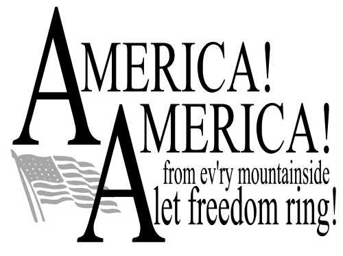 America Ameica
