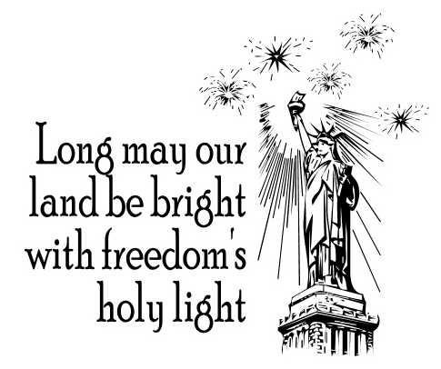 Freedom's Holy Light