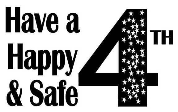 Happy & Safe 4th