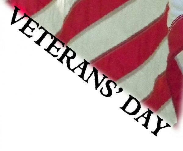 Veterans Day We Remember