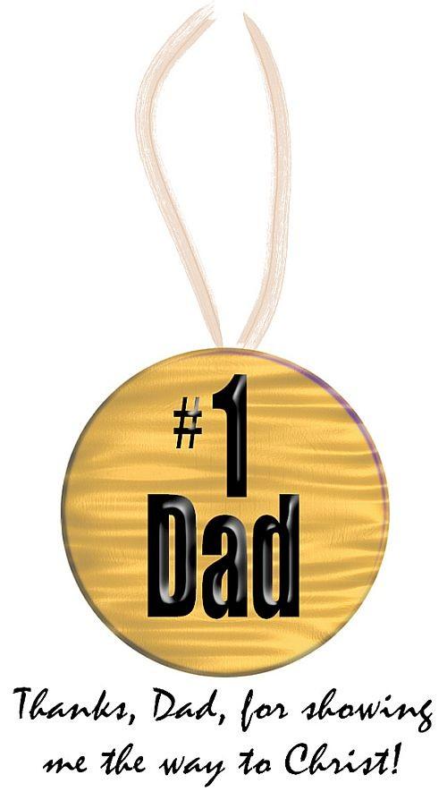 No. 1 Dad color