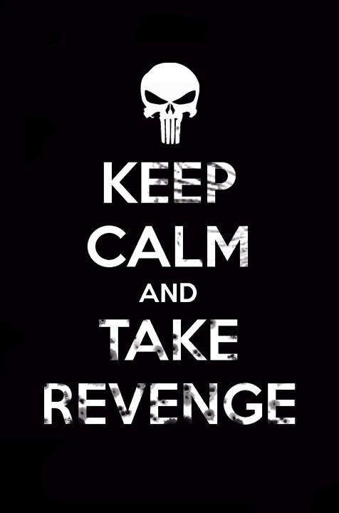 keep calm punisher