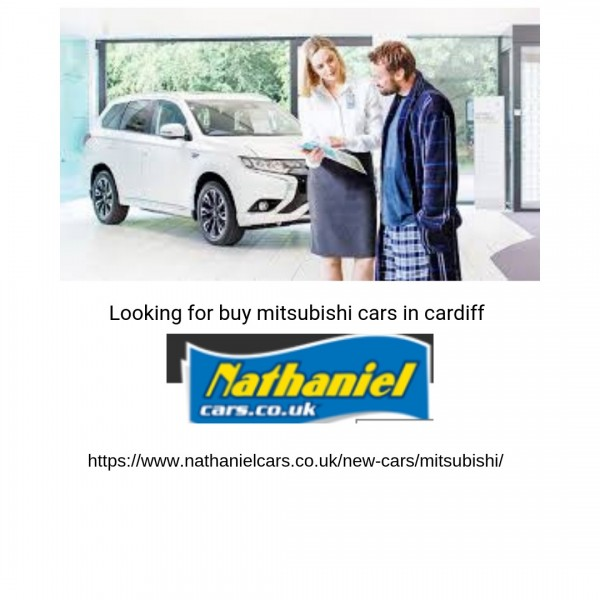 Looking for buy mitsubishi cars in cardiff