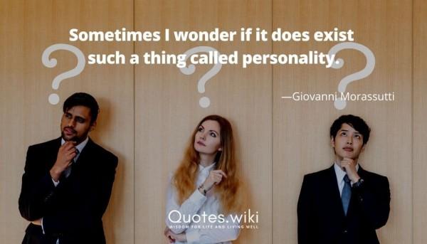 Sometimes I wonder if it does exist Giovanni Morassutti 12 26 19 1