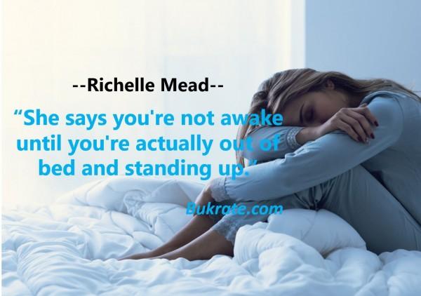 Richelle Mead quotes