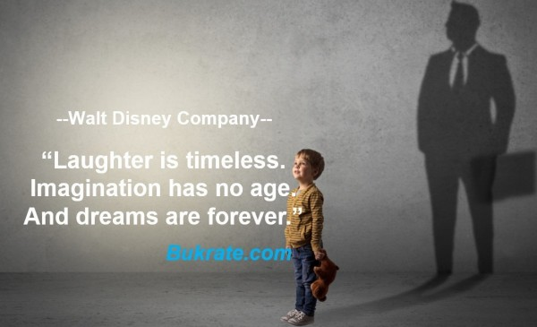 Walt Disney Company quotes